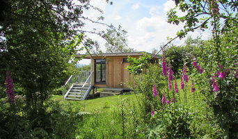 Home Office and Gym in Mid-Wales