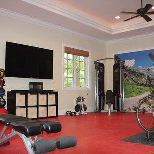 Home Workout Room