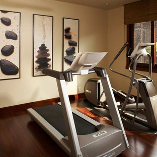 75 most popular asian home gym design ideas for 2018