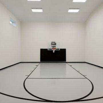 Indoor Basketball Court - Orono