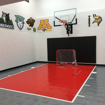 Indoor Game Court - Lakeville