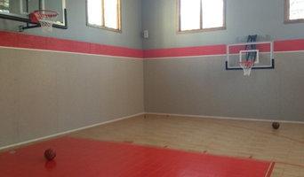 Indoor Home Gymnasiums