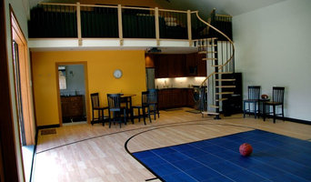 indoor home gyms