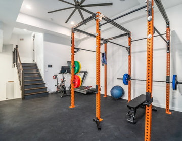 Industrial CrossFit Gym