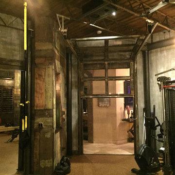 Industrial Design Home Gym