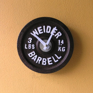 Industrial Style Clocks