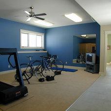 Home Gym by Fein Design