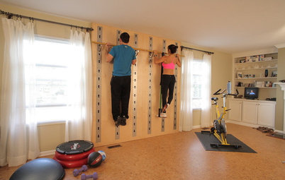 Houzz Call: Show Us Your Home Gym or Exercise Space