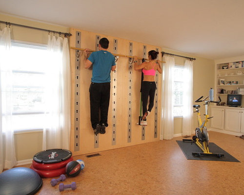 Pull up bar ideas pictures remodel and decor