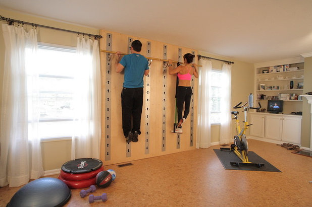 Houzz Call Show Us Your Home Gym