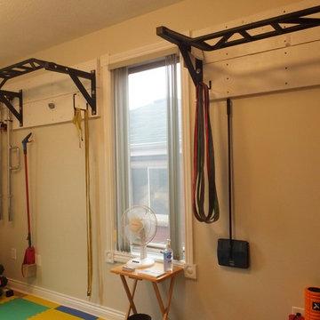 Jay's New Fitness Studio