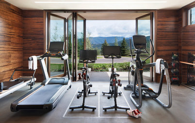 How to Create a Home Gym You'll Actually Use