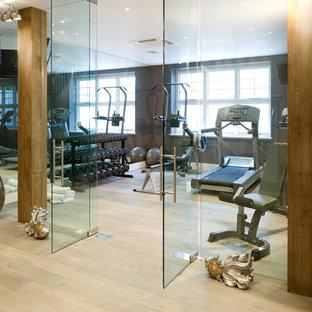 75 most popular home gym design ideas for december 2020