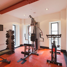 Industrial Home Gym by Joel Antunes photography