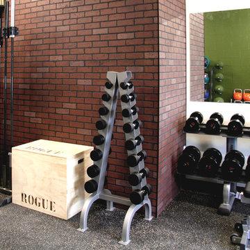 KIFI1 - Design-Build Fitness Studio