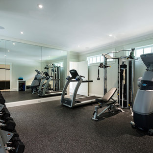 75 most popular vancouver home gym design ideas for 2019