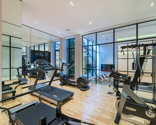 home gym design ideas remodeling pictures houzz