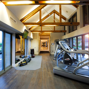 Link room gym at Gleneagles Private residence