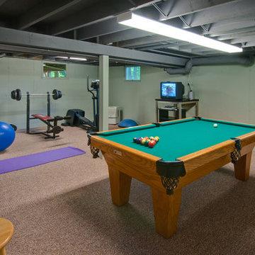 Lower Level Activity Room
