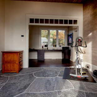 Most popular small modern home gym design ideas for