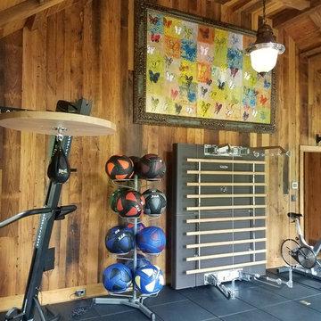 Luxury Barn and Patio