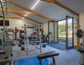 Luxury Derbyshire Farmhouse