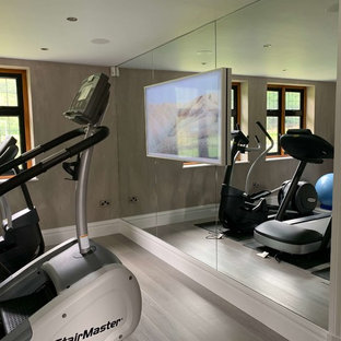 Luxury Gym and Steam Room