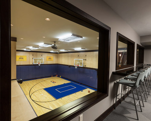 Indoor Sport Court Design Ideas Renovations amp Photos With