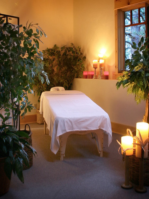 Spa massage rooms home design ideas pictures remodel and decor - Decoratie spa ...