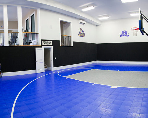 Indoor Basketball Court: Ideas & Photos