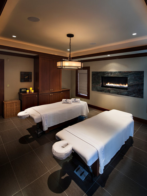 Massage Therapy Room Houzz