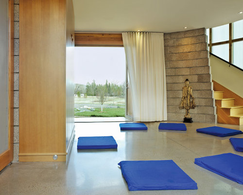 Meditation Space Home Design Ideas Pictures Remodel And