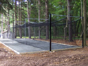 Backyard Batting Cage Ideas baseball season has begun dont let the pros have all Saveemail
