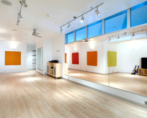 Dance studio mirrors home design ideas pictures remodel