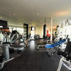 Modern Home Gym Modern Home Gym