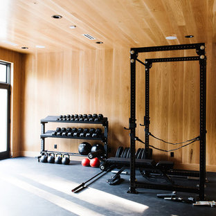 75 Beautiful Small Home Gym Pictures Ideas January 2021 Houzz