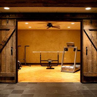 Landhaus Fitnessraum in Sonstige
