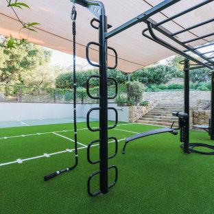 Montecito Home Gym