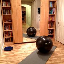 Contemporary Home Gym by Zeal Denver