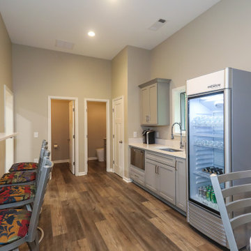 Murrayville Gym and Kitchenette Conversion