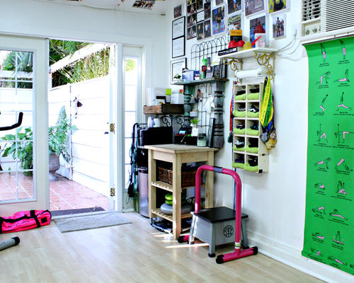 Home Workout Room Houzz