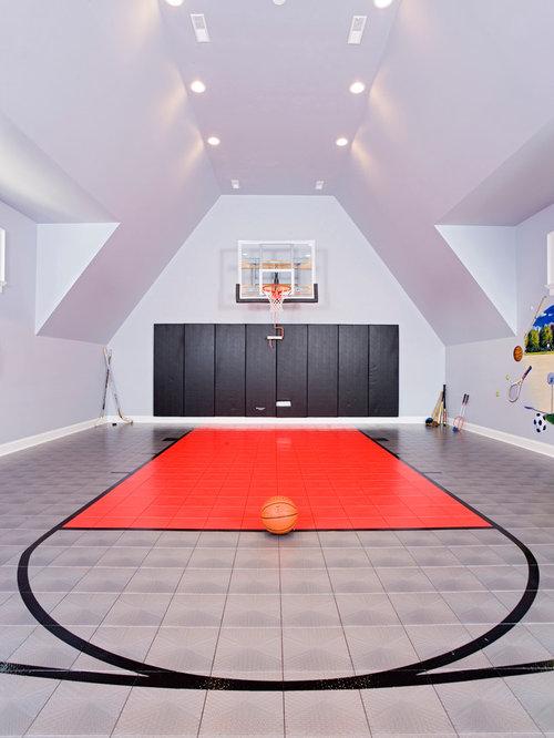 photos et id es d co de salles de sport. Black Bedroom Furniture Sets. Home Design Ideas