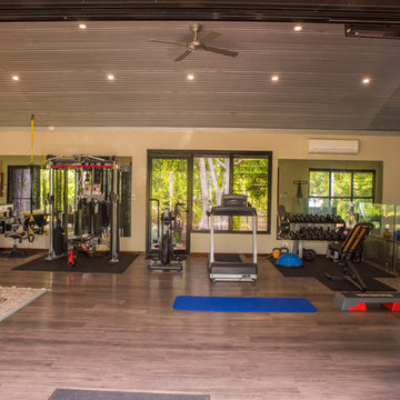 NEW BUILD: Interior | Studio | Separate Studio | Gym | Multifunction