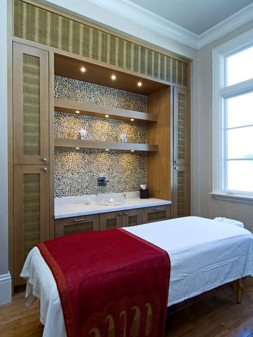 Massage room houzz