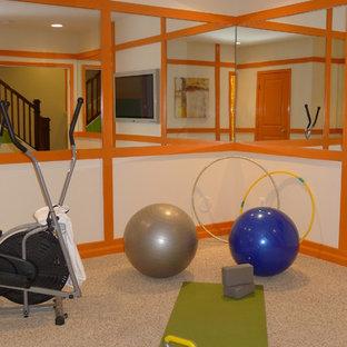 Stilmix Fitnessraum in Washington, D.C.