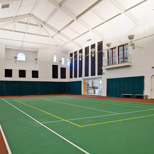 Indoor Tennis Court | Houzz