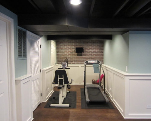 Small Home Gyms Ideas Pictures Remodel And Decor