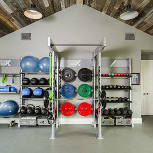 Pacific Palisades | Home Gym