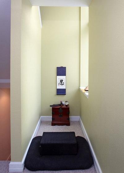 Asian Home Gym by Sheri Kaz Designs