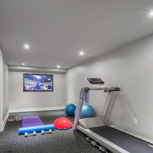 75 beautiful small home gym pictures  ideas  august